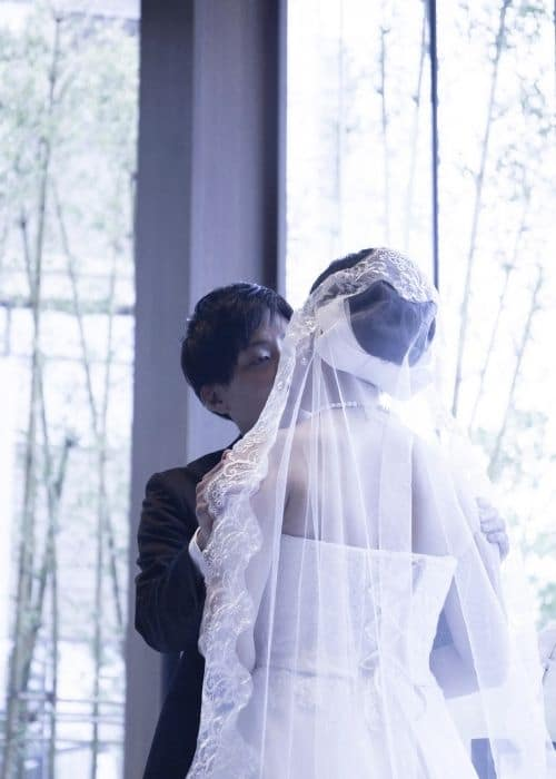 newly weds photo shoot