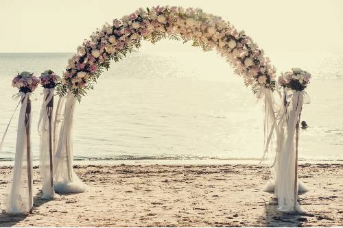 wedding decoration services in Singapore
