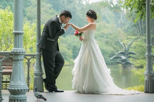 plus size wedding gown services singapore