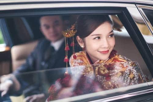 actual day wedding photo shoot singapore
